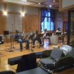 Tranformations film score session conducted by Shunda Wallace